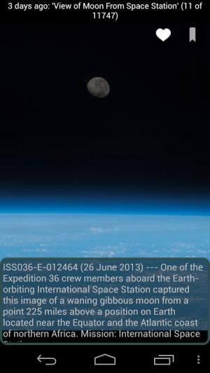 NASA App 1.43 Screen 10