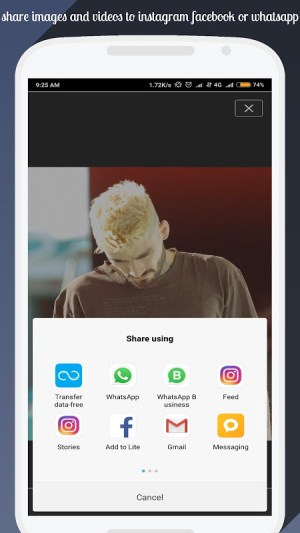 Lite Save for Instagram and IGTV 1.9 Screen 3