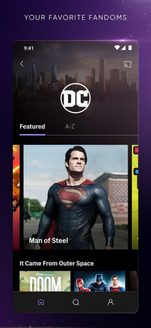 HBO Max: Stream and Watch TV, Movies, and More 50.30.0.252 Screen 10