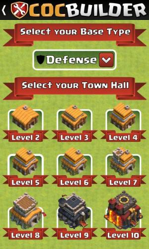 Builder for Clash of Clans 2.1 Screen 7
