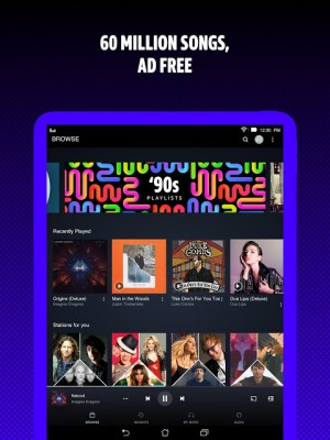 Android Amazon Music: Stream and Discover Songs & Podcasts Screen 8