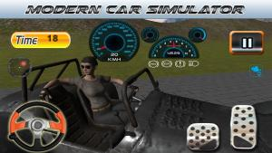 Android Parking Revolution: Super Car Offroad Hilly Driver Screen 7