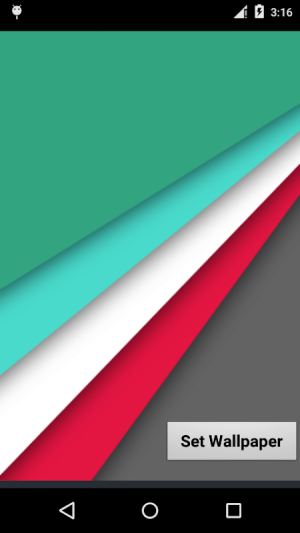 Android Material Design Wallpapers Screen 2