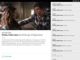 Freeform – TV & Full Episodes Screen