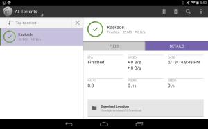 BitTorrent® Pro - Official Torrent Download App 6.2.0 Screen 3