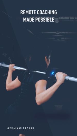 PUSH Pro - Athletic Training Tracker 7.4.0 Screen 2