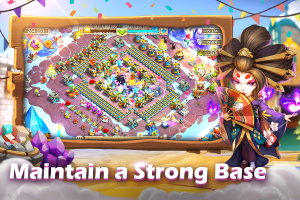 Android Castle Clash: Guild Royale Screen 3