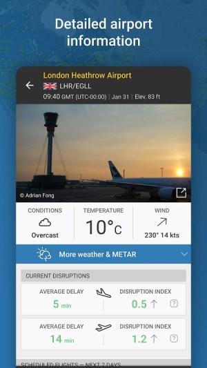Flightradar24 Flight Tracker 8.7.4 Screen 5