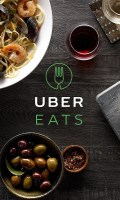 UberEATS: Faster Delivery Screen