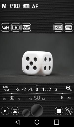 Camera Pro Control 2.0.0 Screen 4