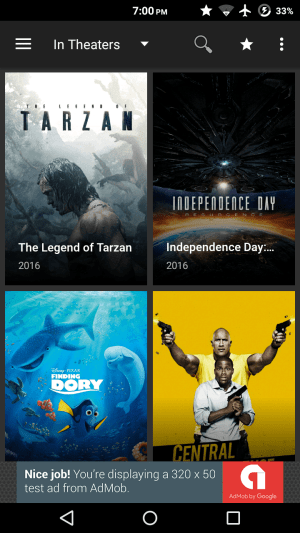 Terrarium TV - Watch All Free HD Movies and TV Shows 1.9.10 Screen 1