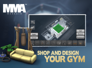 MMA Manager 0.8.5 Screen 21
