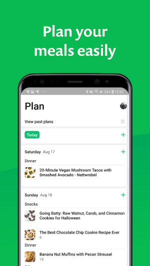 Android Chefling - Plan & Cook Better Screen 1