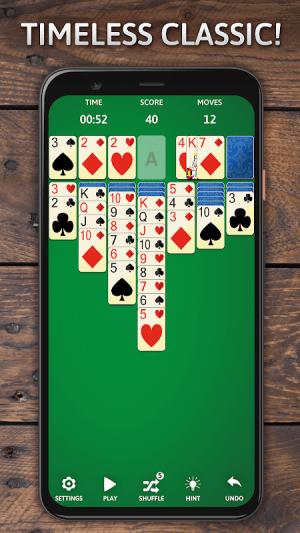 Solitaire Classic Era - Classic Klondike Card Game 1.02.07.02 Screen 8