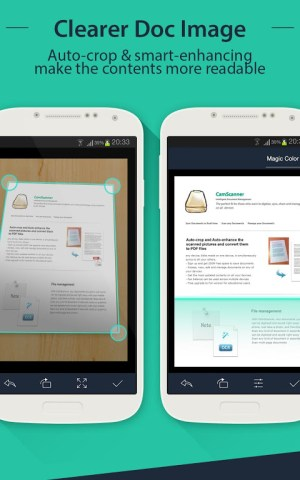 CamScanner (License) 1.8 Screen 1
