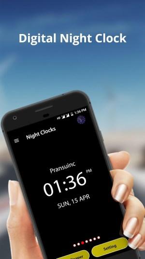 Night Clock 1.7.4 Screen 3