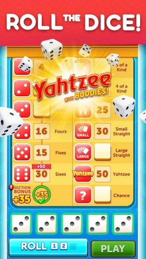 YAHTZEE® With Buddies Dice Game 6.13.1 Screen 4