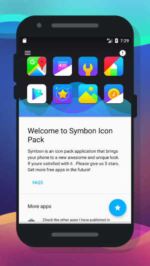 Symbon Icon Pack 1.5.3 Screen 5