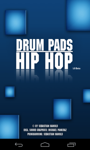 Android Hip Hop Drum Pads Screen 13