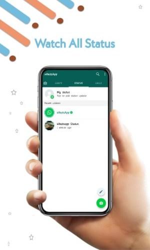 Status Saver-Video Download For Instagram,Facebook 1.1.0 Screen 4