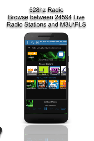 528 Player Pro - Lossless 432hz Audio Music Player 30.8 Screen 5