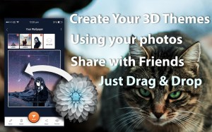 3D Wallpaper Parallax 2019 6.0.338 Screen 3