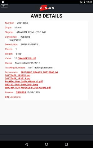 eZone 10.1.2 Screen 6