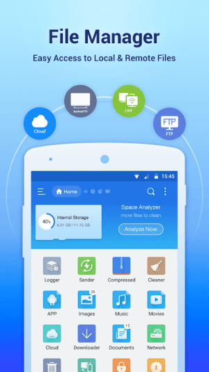 Android ES File Explorer/Manager PRO Screen 11