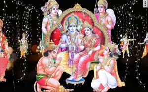 4D Shri Rama (श्री राम दरबार) Live Wallpaper 9.0 Screen 10