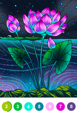 Paint By Number - Free Coloring Book & Puzzle Game 2.6.1 Screen 18
