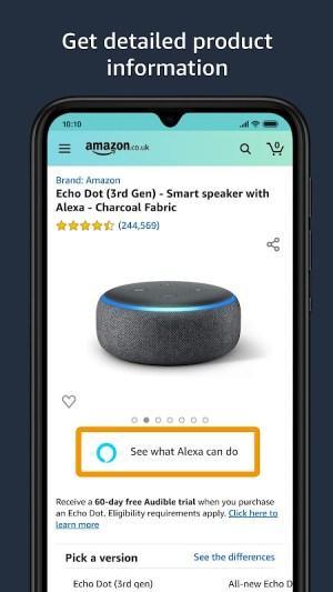 Amazon Shopping 22.17.4.100 Screen 6
