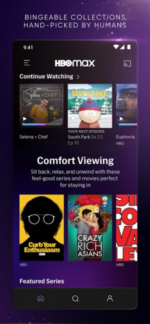 HBO Max: Stream and Watch TV, Movies, and More 50.10.1.116 Screen 9