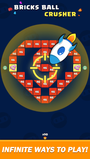 Bricks Ball Crusher 1.1.82 Screen 4