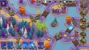 Crazy Defense Heroes: Tower Defense Strategy TD 1.8.1 Screen 6