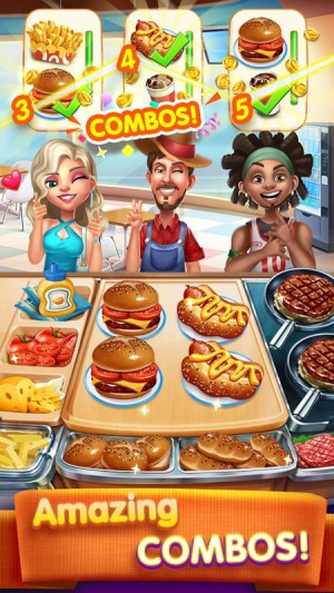 Cooking City: crazy chef' s restaurant game 1.22.3973 Screen 8
