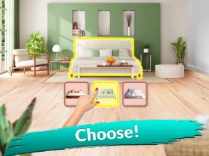 Flip This House: Design & Home Makeover Games 3D 1.103 Screen 1