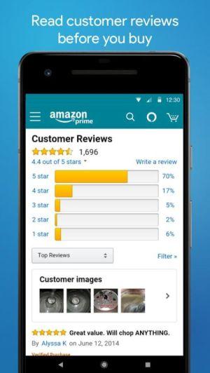 Amazon Shopping 16.4.0.100 Screen 13