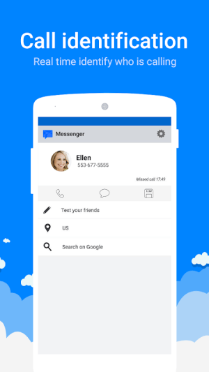 Messenger for SMS 2.2.4 Screen 7