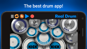 Android Real Drum - The Best Drum Pads Simulator Screen 4