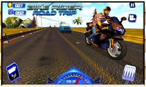 Android Bike Rider Road Trip Screen 4
