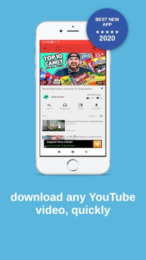 Android SnapTube YouTube Video Downloader Screen 4