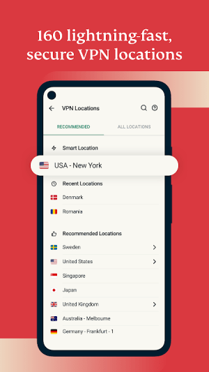 ExpressVPN - #1 Trusted VPN - Secure Private Fast 10.2.2 Screen 11