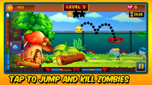 Zombies vs Basketball: A Survival Game 1.0.4c Screen 2