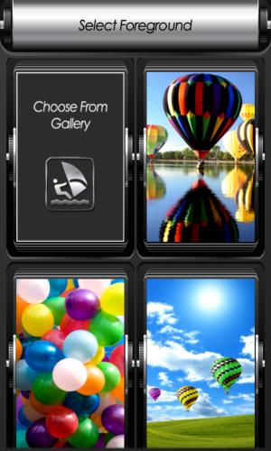 Balloon Zipper Lock Screen 1.2 Screen 2