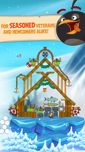 Android Angry Birds Screen 2