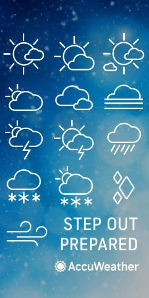 AccuWeather Winter weather alerts & local forecast 6.1.6-free Screen 6
