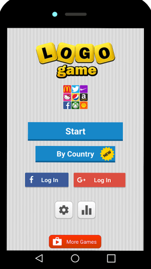 Android Logo Game: Guess Brand Quiz Screen 3