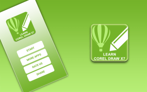 Learn Corel Draw - Free Video Lectures : 2019 1.11 Screen 2