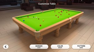 Android Real Snooker 3D Screen 6