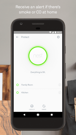 Nest 5.23.0.6 Screen 2